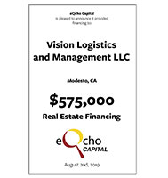 Vision Logistics and Management LLC