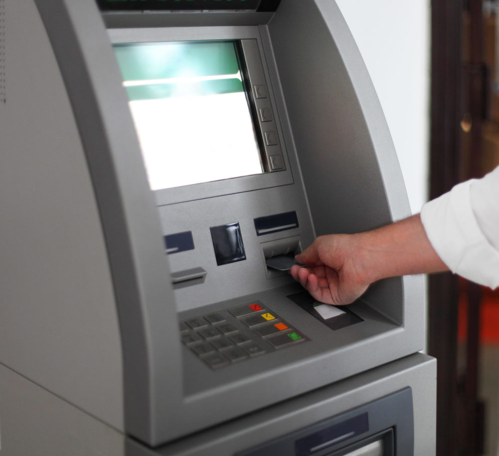 alternative to an ATM machine