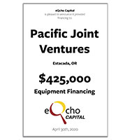 Pacific Joint Ventures