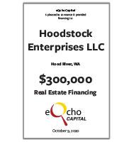 Hoodstock Enterprises LLC